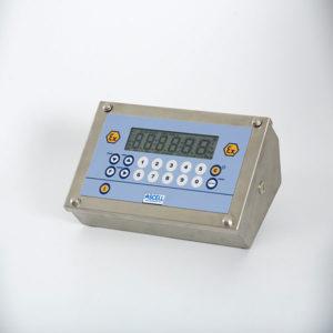 Visor de peso l800 ATEX