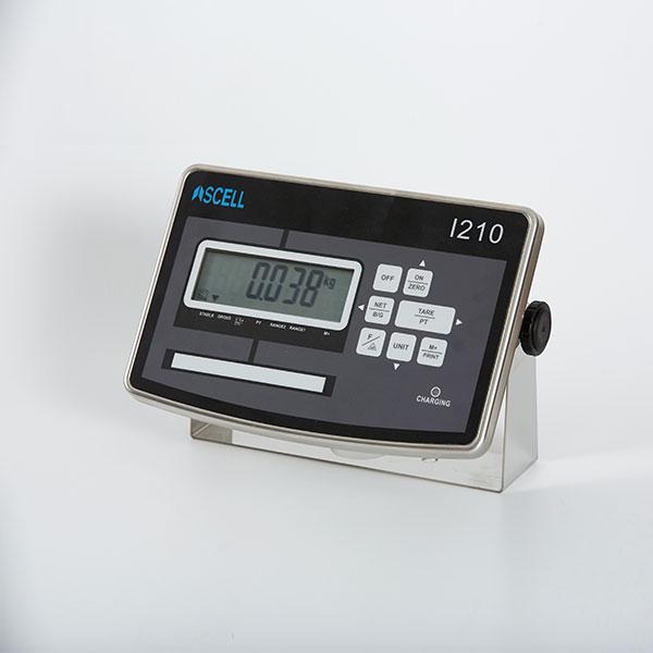 Visor de peso l210