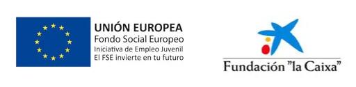 Logo FSE La Caixa